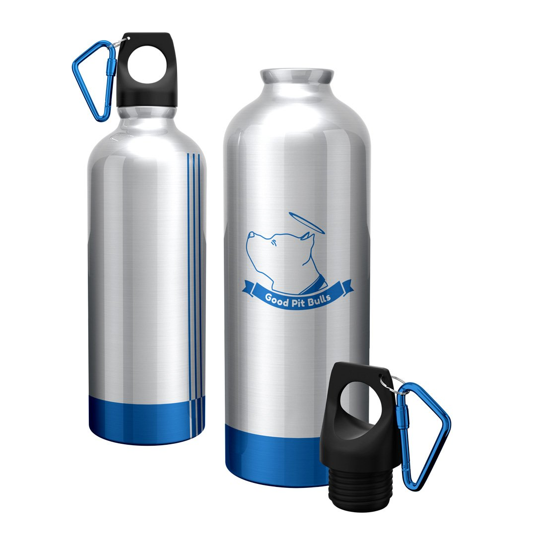 Good Pit Bulls Water Flask
