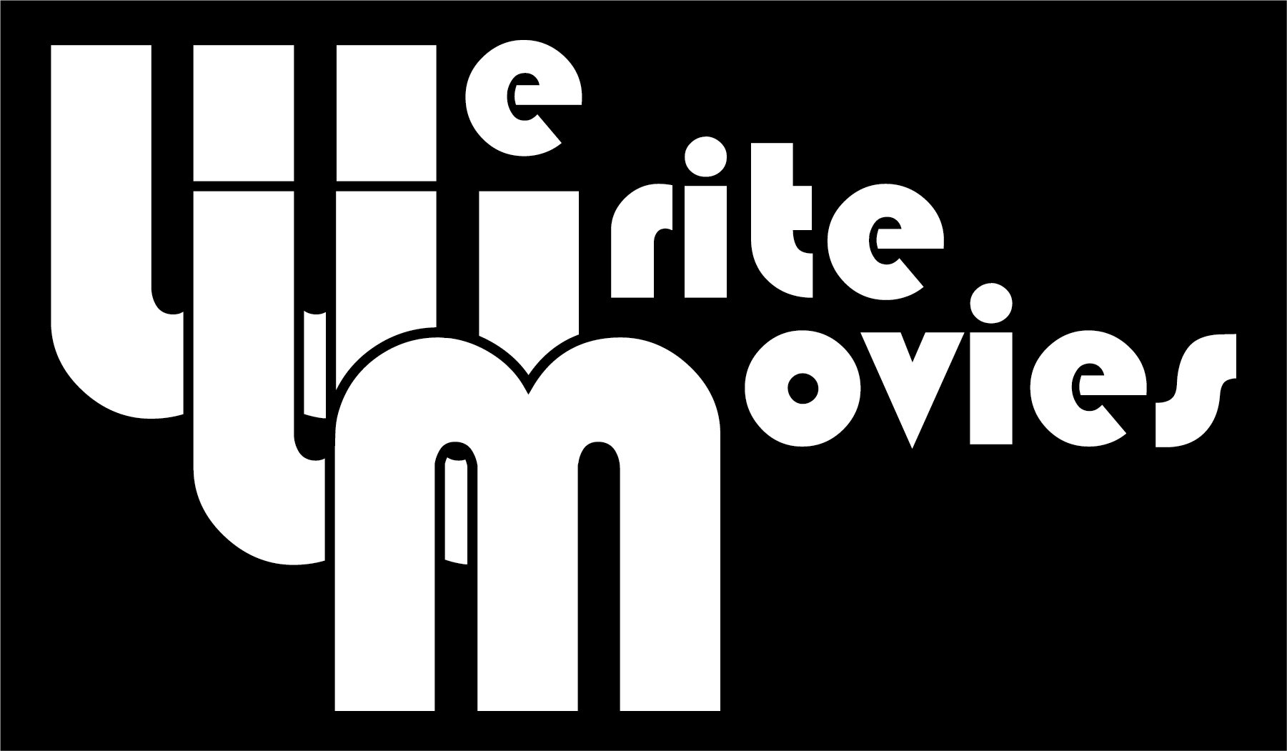 We Write Movies Logo White